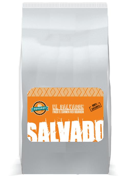 EL SALVADOR FINCA EL CARMEN Verde