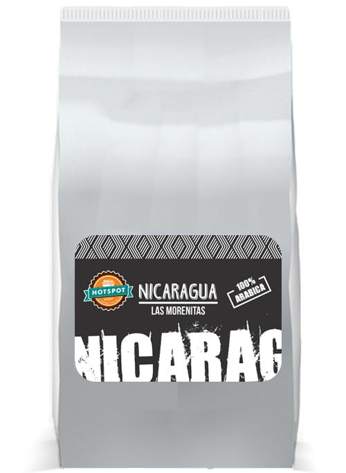 Nicaragua Las Morenitas Verde