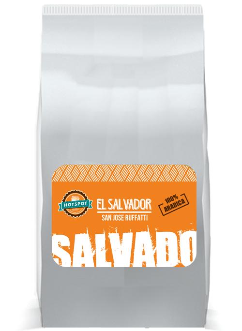 El Salvador San Jose Ruffatti Microlot Verde