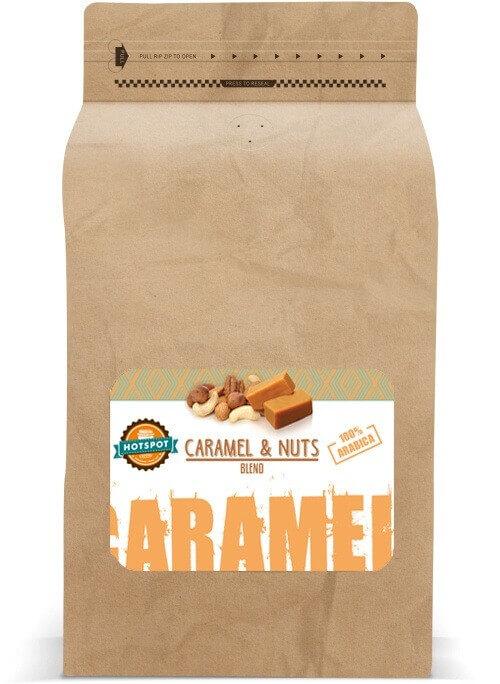 Caramel & Nuts Blend