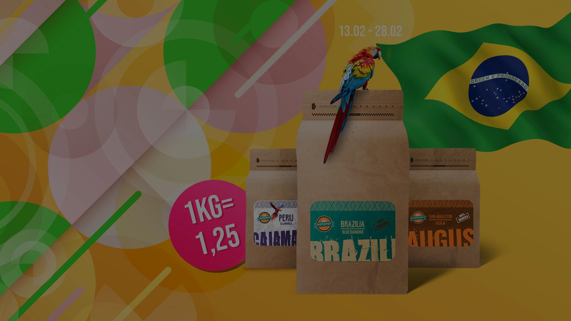 Încercați adevăratul gust al carnavalului brazilian